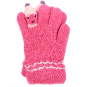 Перчатки c начесом 2