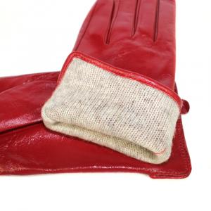 Перчатки натуральная кожа лайка 2