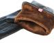 Длинные перчатки натуральная кожа на евромеху 2