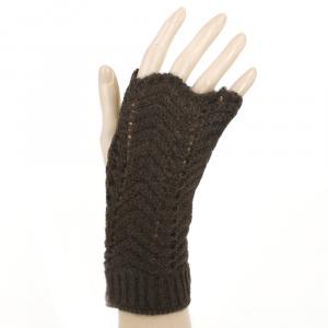 Перчатки утепленные с митенками 2