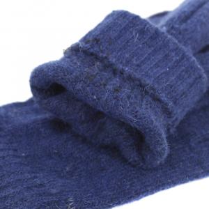 Перчатки женские  touch-screen шерсть 0