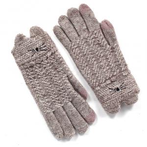 Подростковые перчатки touch-screen 3