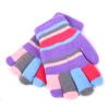 Перчатки для девочки детские Осень Весна 3