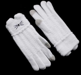 Подростковые перчатки touch-screen 2