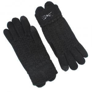 Подростковые перчатки touch-screen 0