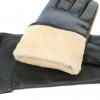 Перчатки из натуральной кожи LUX, утепленные 0