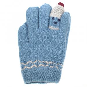 Перчатки c начесом 0