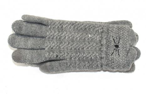 Подростковые перчатки touch-screen 5