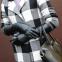 Длинные перчатки натуральная кожа на евромеху 3