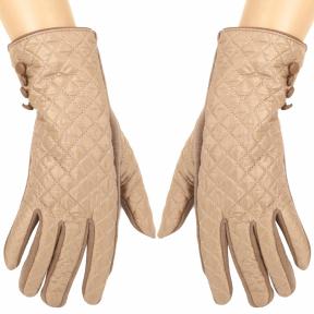 Стеганные перчатки утепленные
