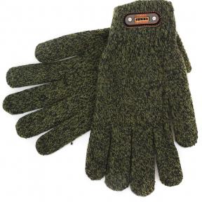 Мужские перчатки шерсть