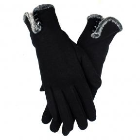 Перчатки трикотаж на евромеху