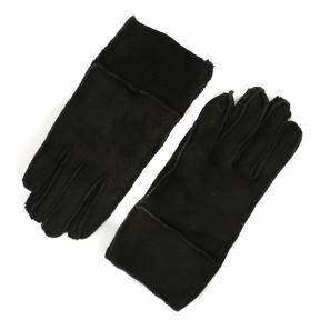 Детские дублённые перчатки