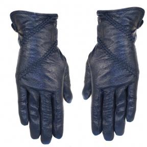 Перчатки натуральная кожа на шерстяной подкладке