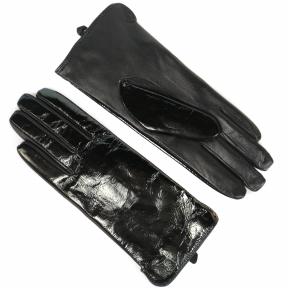 Перчатки из натуральной кожи LUX, утепленные