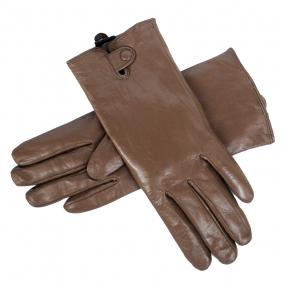 Натуральная кожа перчатки на шерстяной подкладке