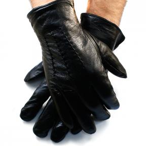 Перчатки мужские натуральная кожа