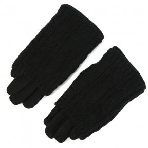 Перчатки детские с митенками