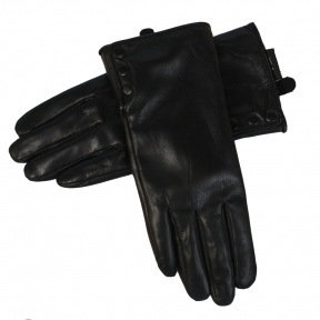 Женские перчатки кожа PU