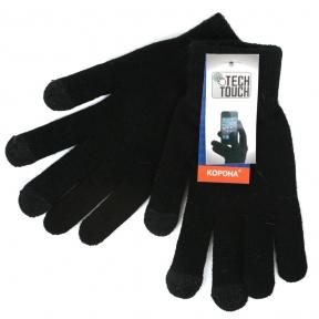 Мужские/подростковые перчатки сенсорные