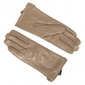 Перчатки натуральная кожа на евромеху