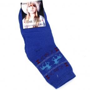 Махровые термо носки подростковые-женские