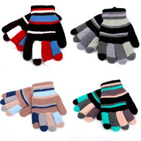 Перчатки для мальчика детские Осень Весна 3-6 лет