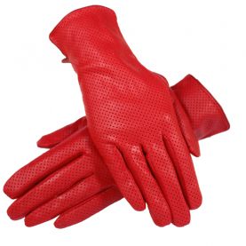 Перчатки кожа PU