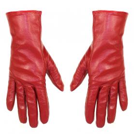 Перчатки натуральная кожа лайка