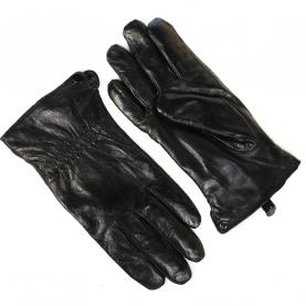Мужские перчатки натуральная кожа на евромеху