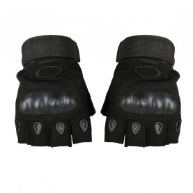 Мужские полуперчатки SPORT c защитой