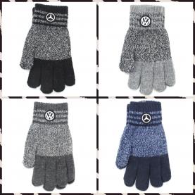 Перчатки для мальчика утепленные 7-10 лет