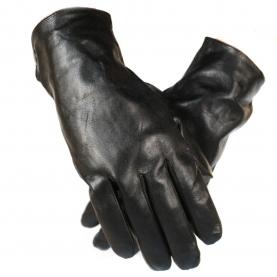 Сенсорные перчатки натуральная кожа