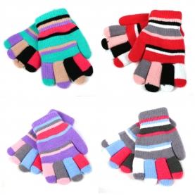Перчатки для девочки детские Осень Весна